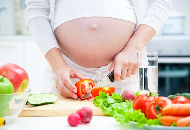Dinh dưỡng trong thai kỳ
